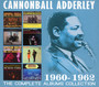The Complete Albums Collection 1960-1962 - Cannonball Adderley