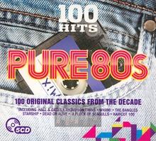100 Hits - Pure 80s - 100 Hits No.1s