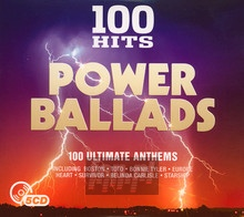 100 Hits - Power Ballads - 100 Hits No.1s