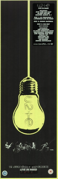 Innocence + Experience Tour - Live In Paris - U2