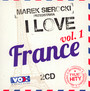 Przedstawia: I Love France - Marek    Sierocki