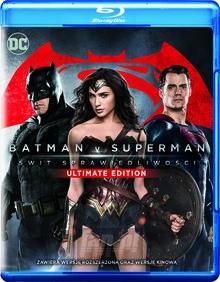 Batman vs Superman: Świt Sprawiedliwości - Movie / Film