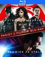 Batman vs Superman: Świt Sprawiedliwości/Człowiek Ze Stali - Movie / Film