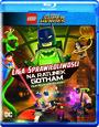 Lego Liga Sprawiedliwości: Na Ratunek Gotham - Movie / Film