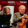 Schumann/Bach/Brahms - Argerich / Perlman