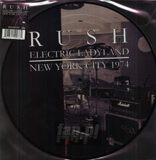 Electric Ladyland New York City 1974 - Rush