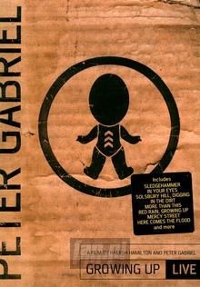 Growing Up Live - Peter Gabriel