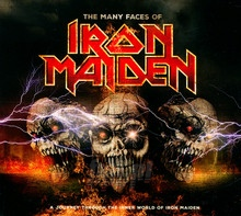 Many Faces Of Iron Maiden - Tribute to Iron Maiden