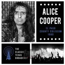 El Paso County Coliseum 1980 - Alice Cooper