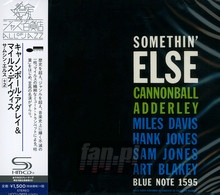 Somethin' Else - Cannonball Adderley