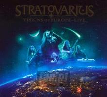 Visions Of Europe - Stratovarius