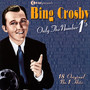 Only The Number 1's [CD] - Bing Crosby
