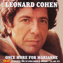 Once More For Marianne - Leonard Cohen