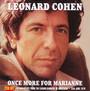 Once More For Marianne - Leonard Cohen