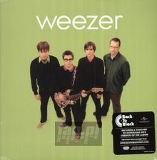Weezer 'green Album' - Weezer