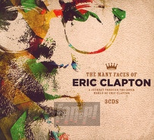 Many Faces Of Eric Clapton - V/A
