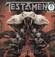 Brotherhood Of The Snake - Testament