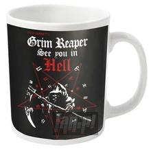 See You In Hell _Mug80334_ - Grim Reaper