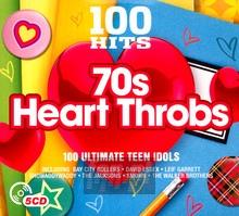 100 Hits - 70s Heart Heartthrobs - 100 Hits No.1s