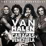 Caracas, Venezuela 1983 - Van Halen