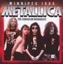 Winnipeg 1986 - Metallica