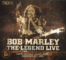 Legend Live-Santa Barbara - Bob Marley