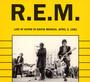 Live At Kcrw In Santa Monica  April 3  1991 - R.E.M.