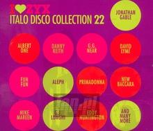 ZYX Italo Disco Collection 22 - I Love ZYX