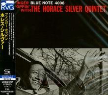 Finger Poppin' - Horace Silver