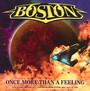 One More Than A Feeling - Boston