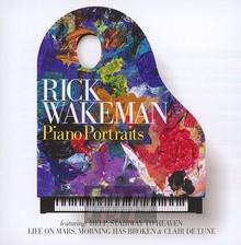 Piano Portraits - Rick Wakeman