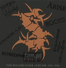 The Roadrunner Albums 1985-1996 - Sepultura