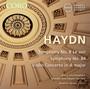 Symphonies 8 & 84/Violin - Handel & Haydn Society