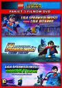 Lego: Pakiet 3 Filmów (3dvd) (Lego Scooby-Doo, Lego Przygoda - Movie / Film