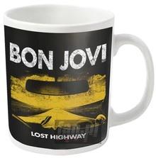 Lost Highway _Mug80334_ - Bon Jovi