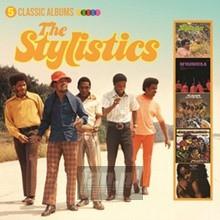 5 Classic Albums - The Stylistics