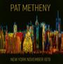 New York November 1979 - Pat Metheny