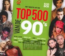 Qmusic Top 500 Van De 90's - V/A