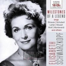 Elisabeth Schwarzkopf: Milestones O - Elisabeth Schwarzkopf