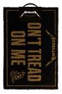Don't Tread On Me Door Mat _Mat50502_ - Metallica