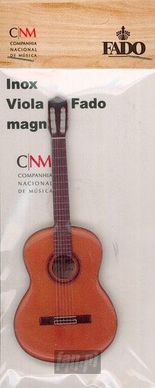 Viola De Fado Inox Magnet _Fmg56062_ - V/A