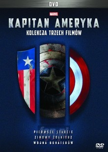 Kapitan Ameryka Trylogia - Movie / Film
