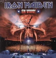 En Vivo! Live In Santiago De Chile - Iron Maiden