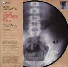 Shostakovich: Concerto No 2 (Limited Picture - Mstislav Rostropovich / USSR State Symphony Orchest