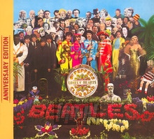 Sgt.Pepper's Lonely Hearts Club Band - The Beatles