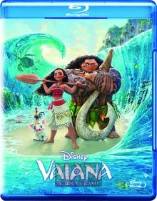 Vaiana: Skarb Oceanu - Movie / Film