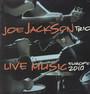 Live Music - Europe 2010 - Joe Jackson