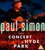 Concert In Hyde Park - Paul Simon