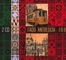 Fado Anthologia The Best Of 1 & 2 - V/A