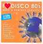 Maxi & Remixed Versions - I Love Disco 80's